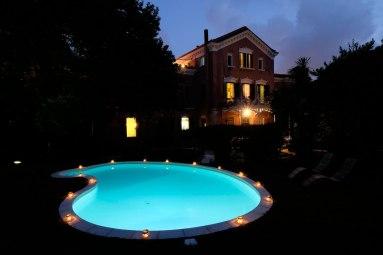 VillaWenner_piscina-Notte